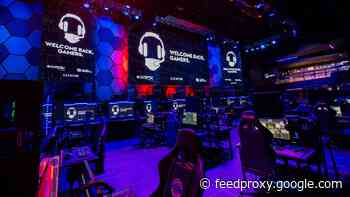 It's game on at Luxor's HyperX Esports Arena