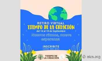 """Gregorio de Laferrere convocó al retiro virtual """"Tiempo de la Creación"""" - Aica On line"""
