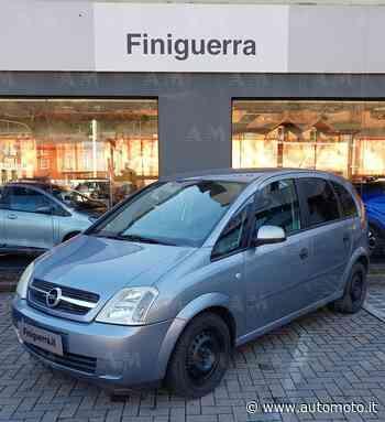 Vendo Opel Meriva 1.6 16V Enjoy usata a Poggiridenti, Sondrio (codice 7601955) - Automoto.it