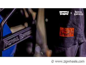Royal Enfield Introduces New Line Of Motorcycle Clothing With Levi's - ZigWheels.com