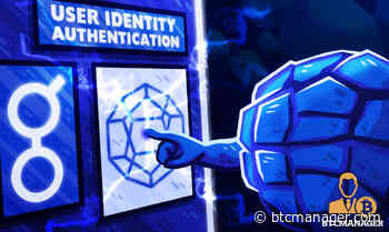 Golem Network (GNT) Share Proof of Device Concept for Identity Authenticity - btcmanager.com