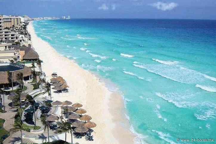 Reabren playas en Cancún, en Isla Mujeres y Cozumel - 24 HORAS