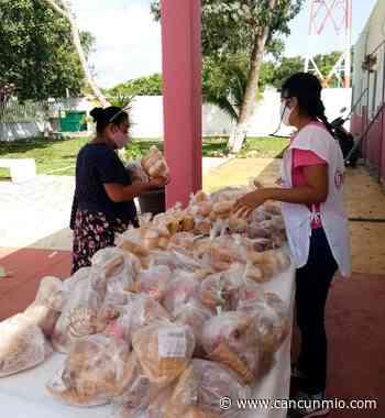 Mantienen mesas de apoyos por el COVID-19 en Isla Mujeres - Cancún Mio