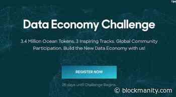 Ocean Protocol Launches Global Data Economy Challenge With 3.4 Million Token Reward - Blockmanity