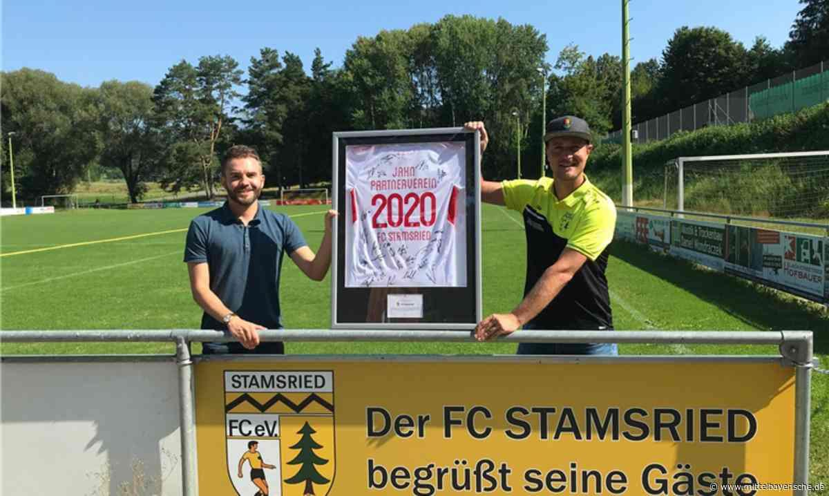 Der FC Stamsried wird zum Jahn-Vereinspartner - Mittelbayerische