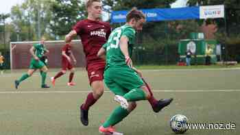 Fußball-Landesliga: Klarer Sieg des SC Melle gegen Rothenfelde - Neue Osnabrücker Zeitung