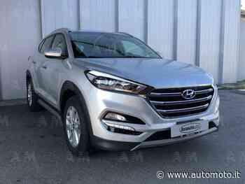 Vendo Hyundai Tucson 1.7 CRDi DCT XPossible usata a Gaglianico, Biella (codice 7924786) - Automoto.it
