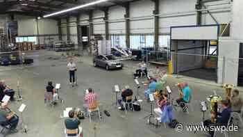 Hero Crailsheim: Kapellen können in Firmenhalle proben - SWP