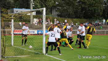 Fußball Verbandsliga: TSV Crailsheim schlägt Rutesheim - SWP