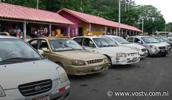 ¿Dónde están los 400000 córdobas que los taxistas pagaron al Irtramma para carnet de identificación? • VosTV - VosTV