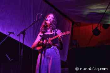 Emerging talent at Aqpik Road Show in Kuujjuaq - Nunatsiaq News