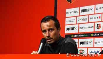 Stade Rennais FC : Stéphan évoque la défaite contre Benfica - Foot Sur 7