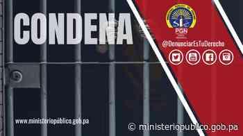Condenan a dos personas por robo agravado ocurrido en Dolega - ministeriopublico.gob.pa