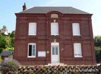 Conférence et visite à Sotteville-sous-le-val Mairie samedi 19 septembre 2020 - unidivers.fr