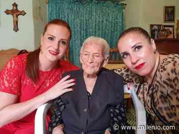 Narcisa, la mujer más longeva de la localidad cumplirá 110 años - Milenio