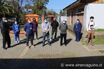 Cambio de dependencias en postas rurales de Rengo. - Diario El Rancagüino