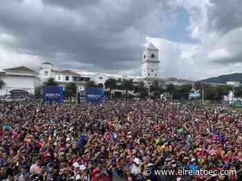 Sangolquí celebra a sus campeones a lo grande – El Relato Ecuador - elrelatoec.com