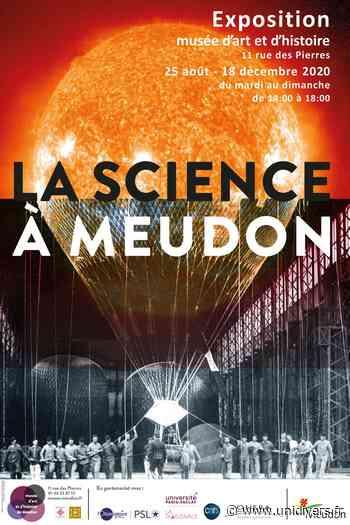 Inauguration de l'exposition La Science à Meudon samedi 19 septembre 2020 - Unidivers