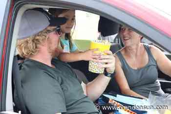 Drive-in theatre pops up in Minnedosa - Brandon Sun