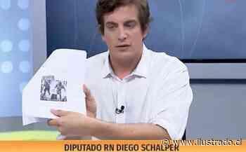 Intenso troleo a Diego Schalper tras intento fallido de paya dieciochera pro Rechazo - Ilustrado Chile