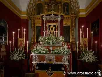 Provincia. Continúan los cultos a San Benito Abad en la Parroquia del Divino Salvador de Castilblanco de los Arroyos - Arte Sacro