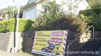 Straßenbau in Oelgershausen: Knapp 40 Familien fürchten hohe Kosten - Siegener Zeitung