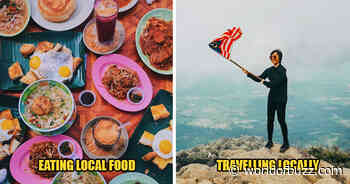 Post-MCO: 6 Simple Yet Inspiring #SapotLokal Things M'sians Have Been Doing to Show Love To Our Country - WORLD OF BUZZ