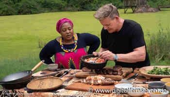 """2. Staffel """"Gordon Ramsay: Kulinarische Abenteuer"""" ab heute auf National Geographic - Digitalfernsehen.de"""