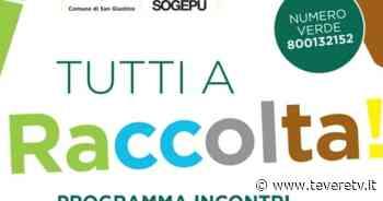 """""""Tutti a raccolta!"""": a San Giustino dal 9 settembre al 1 ottobre 16 incontri pubblici con i cittadini per presentare il nuovo sistema di raccolta differenziata - Tevere TV"""