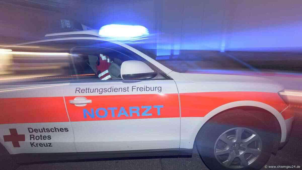 Fridolfing: Betrunkener 15-Jähriger aus Tittmoning stürzt mit Fahrrad - schwer verletzt - chiemgau24.de