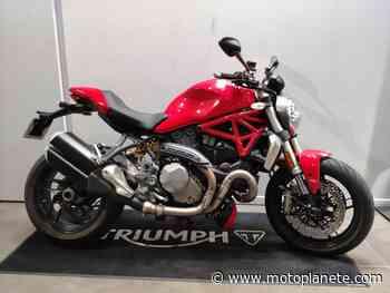 Ducati MONSTER 1200 2020 à 12200€ sur MONTLHERY - Occasion - Motoplanete