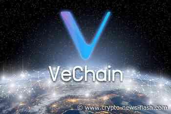 Bitpanda listet VET – Chase Shiel stellt VeChain basierte App vor - Crypto News Flash