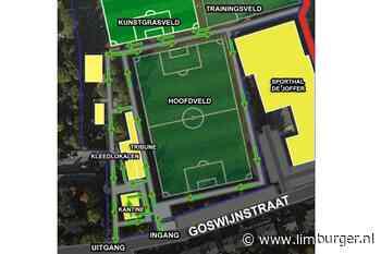 Routing complex RKVV Voerendaal - De Limburger