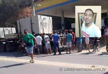 Morre jovem que sofreu acidente de moto no sábado(05) em Ecoporanga - Colatina em Ação