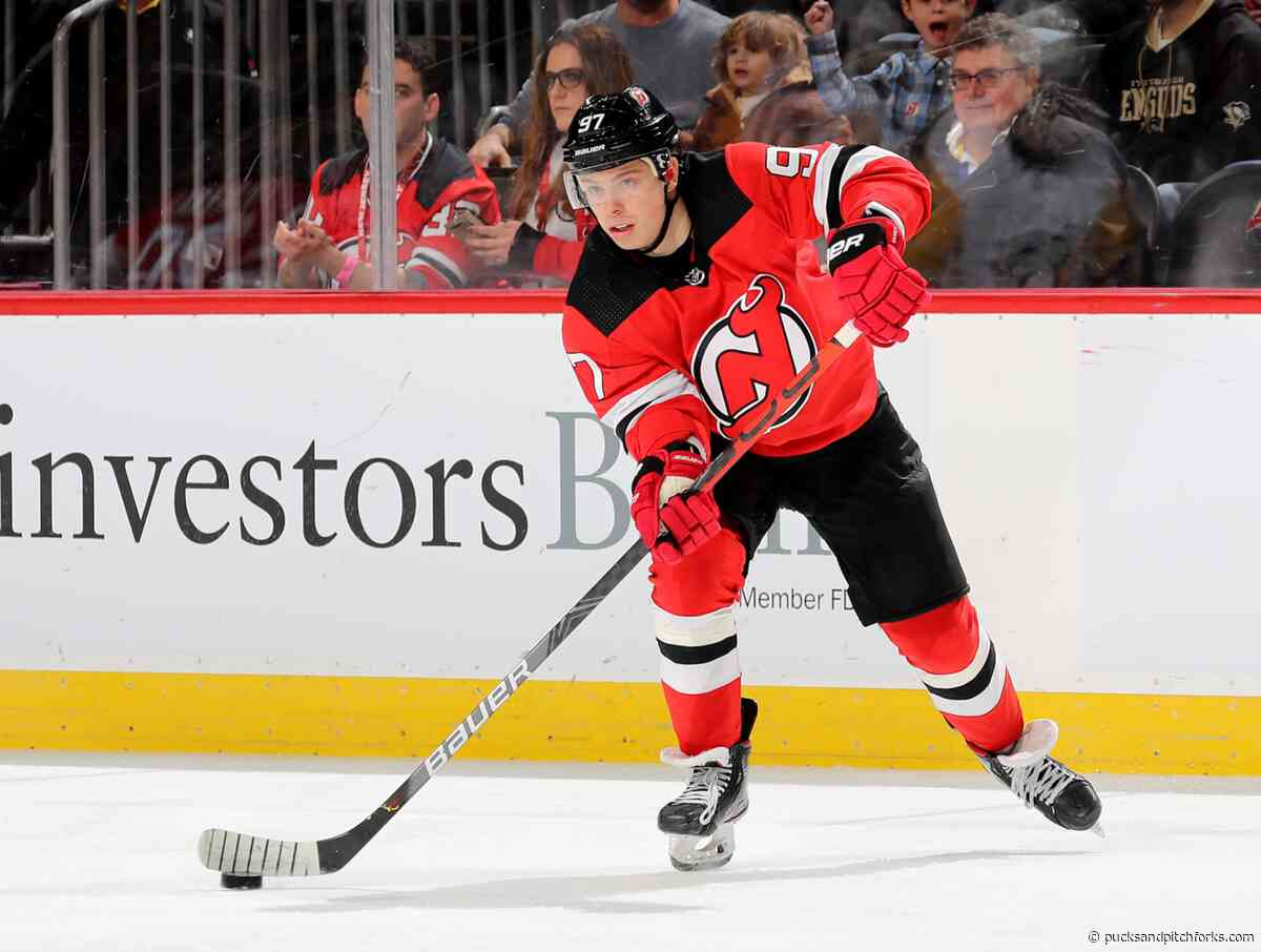 New Jersey Devils: Time To Extend Nikita Gusev's Contract - Pucks and Pitchforks