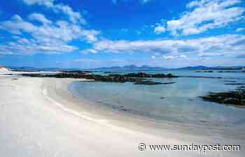 Sheltered and secluded, silvery-sanded Colonsay is an island full of charm - The Sunday Post