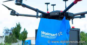 Walmart is starting to deliver your packages by drone