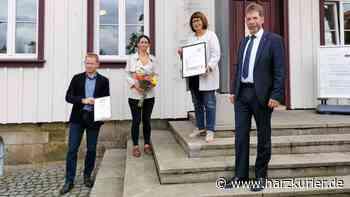 Tourist-Information Ilsenburg ausgezeichnet - HarzKurier