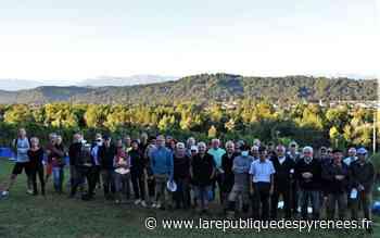 Bizanos: les premières vendanges sous certification à Franqueville - La République des Pyrénées