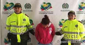 Dramático caso en Garagoa por mujer que robó | HSB Noticias - HSB Noticias