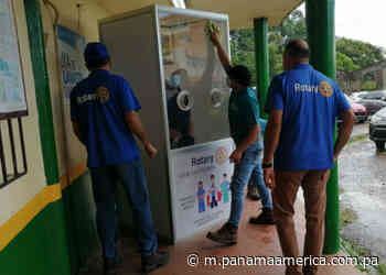 Habilitan en el centro de salud de Lídice en Capira, cabina para la toma de muestras de hisopado... - Panamá América