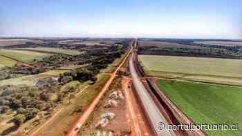 Paraguay: Corredor de la Exportación Natalio-Los Cedrales registra 65% de avance general - PortalPortuario