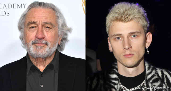 Robert De Niro & Machine Gun Kelly to Star in New Movie 'Wash Me in the River'