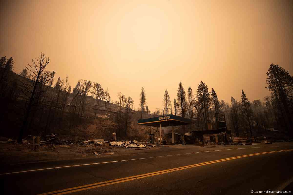 El humo y la niebla cubren San Francisco de un cielo naranja apocalíptico - Yahoo Noticias