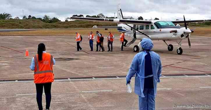 Se activarán 3 aeropuertos: Quibdó, Corozal y Carepa - Las2orillas