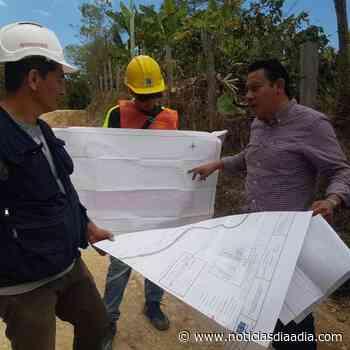 Más vías rurales para Tibacuy, Cundinamarca - Noticias de Cundinamarca en Día a Día - Noticias Día a Día