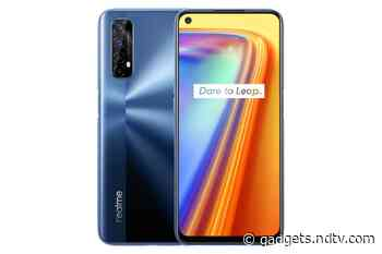 Realme 7 to Go on Sale Today at 12 Noon via Amazon, Realme.com in India: Price, Specifications