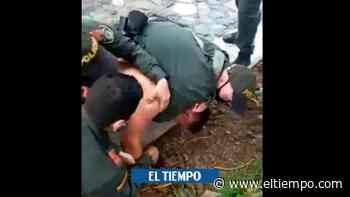Denuncian nuevo caso de presunto abuso policial en Liborina, Antioquia - El Tiempo