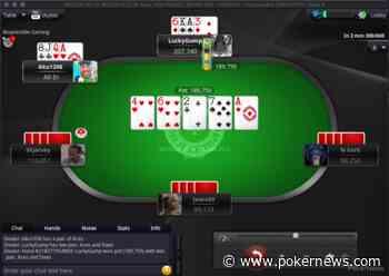 "Makarov Busts ""Aku1206"" | PokerStars WCOOP 2020 - PokerNews.com"