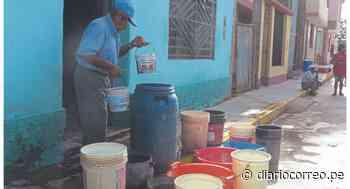 San José, Mórrope y Pacora sufren por agua potable en la región Lambayeque - Diario Correo
